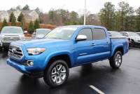 2016 Toyota Tacoma Limited Truck Double Cab in Columbus, GA