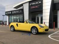 Pre-Owned 2002 Toyota MR2 Spyder VINJTDFR320620044070 Stock Number15190M