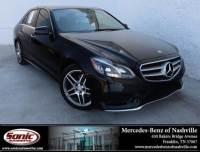 Pre-Owned 2016 Mercedes-Benz E-Class E 350 Sport Sedan