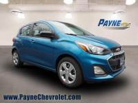 New 2020 Chevrolet Spark Hatch LS (Automatic)