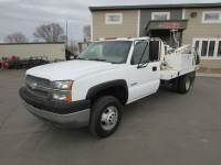 Used 2003 Chevrolet 3500 4x4 Reg Cab Core Drilling Unit