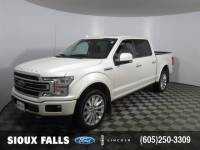 Certified Pre-Owned 2019 Ford F-150 Limited Crew Cab Shortbox for Sale in Sioux Falls near Vermillion