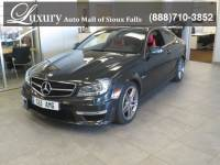 Pre-Owned 2013 Mercedes-Benz C 63 AMG Coupe for Sale in Sioux Falls near Brookings