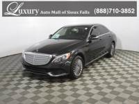 Pre-Owned 2015 Mercedes-Benz C-Class C 300 4MATIC Sedan for Sale in Sioux Falls near Brookings
