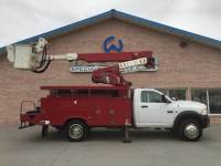 2012 Dodge 5500HD Bucket Truck