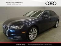2017 Audi A4 2.0T Premium Sedan in Columbus, GA