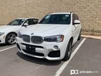 2017 BMW X3 xDrive28i w/ M Sport/Driving Assist Plus/Technolog SAV in San Antonio