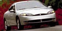 2001 Mercury Cougar 3dr Cpe V6