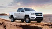 Pre-Owned 2016 Chevrolet Colorado Extended Cab Long Box 2-Wheel Drive WT