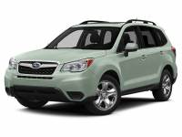 Used 2015 Subaru Forester 2.5i Jasmine Green near San Diego | VIN: JF2SJAHCXFH525203