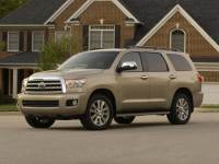 2015 Toyota Sequoia Limited 6-Speed Automatic Electronic