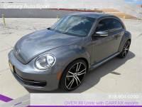 2013 Volkswagen Beetle-Classic 2.5L PZEV