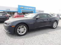 Pre-Owned 2015 Chevrolet Camaro 2dr Cpe LS w/1LS VIN 2G1FA1E31F9266246 Stock Number 7772P