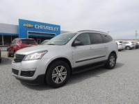 Pre-Owned 2017 Chevrolet Traverse AWD LS VIN 1GNKVFED3HJ176885 Stock Number 7753P