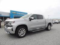 Pre-Owned 2019 Chevrolet Silverado 1500 Crew Cab Short Box 4-Wheel Drive LTZ VIN 1GCUYGEL1KZ161154 Stock Number 26028A