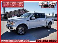 2019 Ford F-150 LARIAT - Ford dealer in Amarillo TX – Used Ford dealership serving Dumas Lubbock Plainview Pampa TX