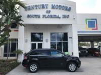 2007 Lincoln MKX Heated and Cooled Leather Seats CD Changer