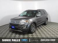 Pre-Owned 2016 Ford Explorer Platinum SUV for Sale in Sioux Falls near Brookings