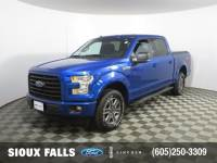 Certified Pre-Owned 2017 Ford F-150 XLT Crew Cab Shortbox for Sale in Sioux Falls near Vermillion