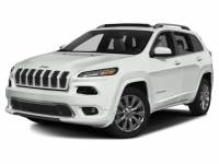 Used 2018 Jeep Cherokee Overland SUV For Sale in Bedford, OH