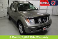 Used 2006 Nissan Frontier For Sale at Duncan's Hokie Honda | VIN: 1N6AD07W76C440739