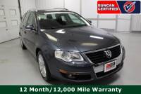 Used 2010 Volkswagen Passat Wagon For Sale at Duncan's Hokie Honda | VIN: WVWXK7AN5AE006814