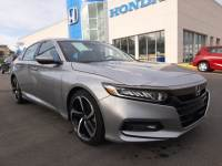 Certified 2018 Honda Accord Sport Sedan