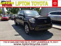 2018 Toyota Tundra 2WD 1794 Edition CrewMax 5.5' Bed 5.7L