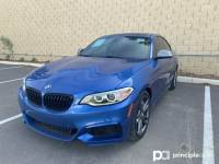 2017 BMW 2 Series M240i w/ Navigation/Driving Assist Plus/Moonroof Coupe in San Antonio