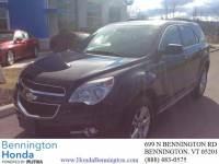 Used 2015 Chevrolet Equinox LT w/2LT Blue Velvet For Sale | Bennington VT | VIN:2GNFLGEKXF6205921