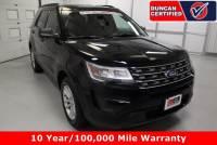 Used 2017 Ford Explorer For Sale at Duncan's Hokie Honda | VIN: 1FM5K8B83HGC58223