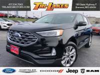 Used 2019 Ford Edge Titanium SUV