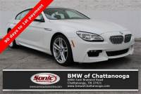 Certified Used 2016 BMW 650i Gran Coupe in Chattanooga, TN