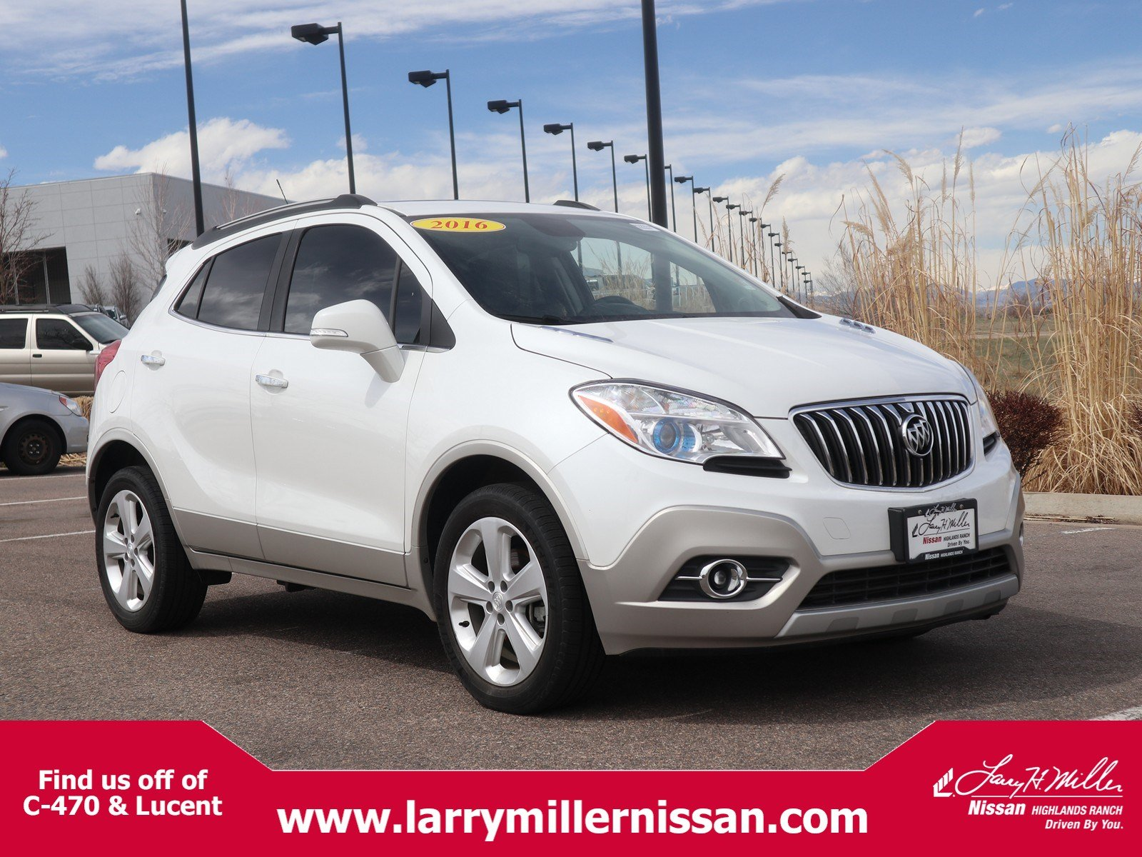 Photo Used 2016 Buick Encore Leather Leather AWD Denver