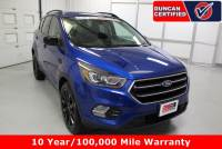 Used 2017 Ford Escape For Sale at Duncan Hyundai | VIN: 1FMCU9G91HUB98789