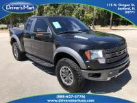 Used 2010 Ford F-150 SVT Raptor For Sale in Orlando, FL | Vin: 1FTEX1E6XAFC30454