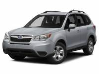 Used 2015 Subaru Forester For Sale in Jacksonville at Duval Acura | VIN: JF2SJADC7FH427333