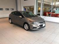 Certified Pre-Owned 2017 Chevrolet Cruze Hatchback LT (Automatic) VIN 3G1BE6SM2HS602845 Stock Number H5525