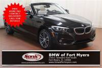 Pre-Owned 2019 BMW 230i Convertible in Fort Myers