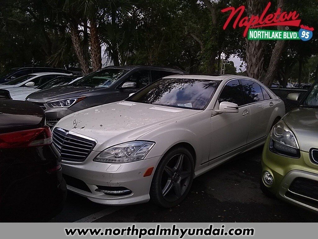 Photo Used 2010 Mercedes-Benz S-Class West Palm Beach