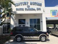 2006 Ford Expedition Eddie Bauer Leather 3rd Row 8 Passenger DVD CD Tow