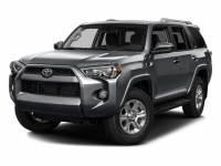 Used 2016 Toyota 4Runner RWD 4dr V6 SR5