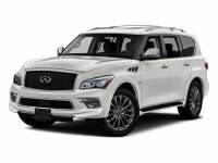 Used 2016 INFINITI QX80 Limited SUV
