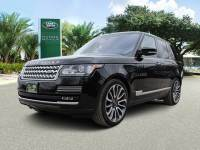 Used 2017 Land Rover Range Rover Autobiography in Houston