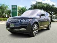 Used 2015 Land Rover Range Rover Autobiography in Houston