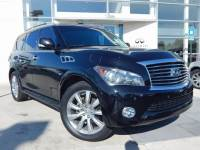 2014 INFINITI QX80 with Theater Package SUV