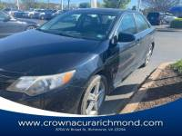 Pre-Owned 2012 Toyota Camry SE in Richmond VA