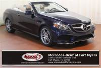 Pre-Owned 2017 Mercedes-Benz E-Class E 400 in Fort Myers