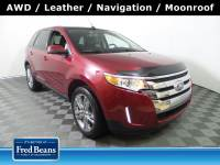 Used 2013 Ford Edge SEL AWD For Sale Langhorne PA FL002141   Fred Beans Ford of Langhorne