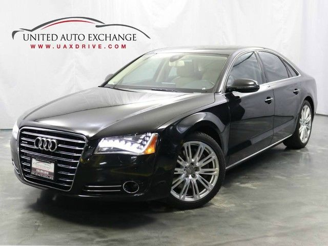 Photo 2011 Audi A8 4.2L V8 Engine  AWD Quattro  Navigation  Parking Aid with Rear View Camera  Bluetooth  Bang and Olufsen Premium Sound System